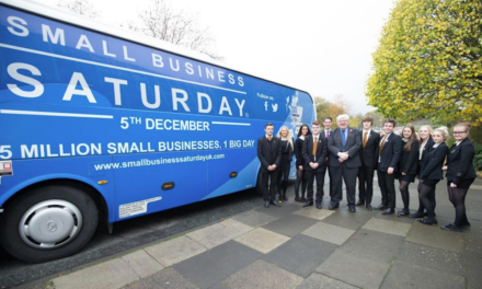 Countdown begins to Small Business Saturday