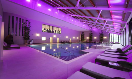 North East spa gets full marks