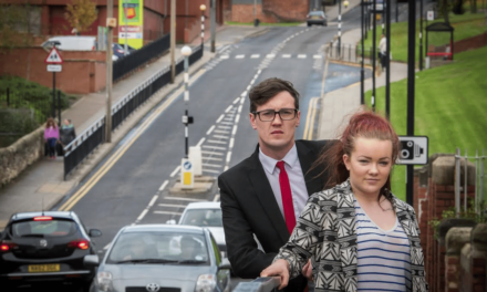North East youngster tackles road safety