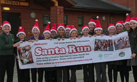 Hospice launches Santa run appeal