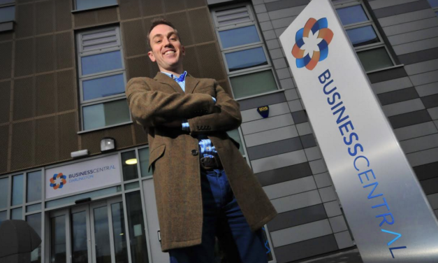 Nostalgia in the air for new tenant at Business Central