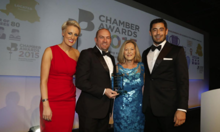 Gus Robinson Developments Ltd lands national honour at top awards ceremony