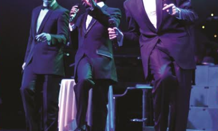 Rat Pack Spectacular brings Vegas to the Town Hall