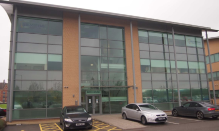Dodds Brown appointed to Let prestigious office space at Teesdale Business Park in Thornaby