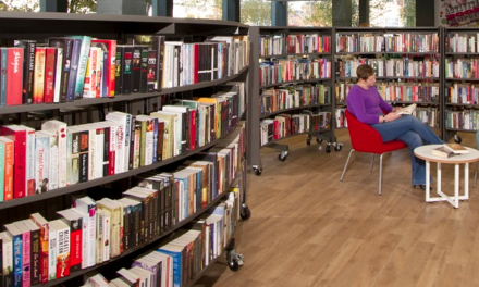 New Look for Yarm Library