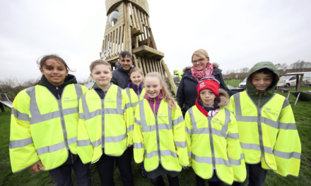 Work begins on Ingleby Barwick Playground Addition
