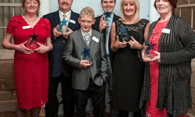 South East Northumberland Community Champions recognised at Gala Awards Event