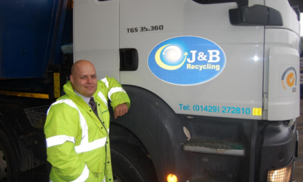 Carrier bag charge has an instant impact according to J&B Recycling