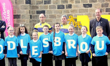 Announcement of the route of the Tour de Yorkshire 2016