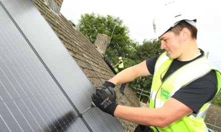 Contract Win for North East's Leading Solar Specialist