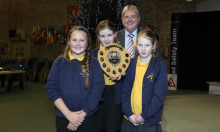Stockton School Crowned Road Safety Champions