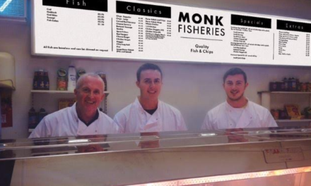 Entrepreneurial couple dish up investment in Food scene