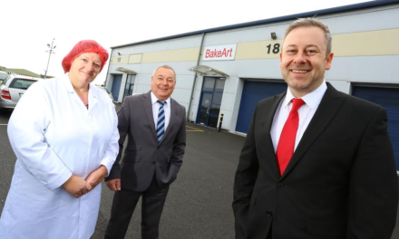 Business expansion is a piece of cake for North East manufacturer