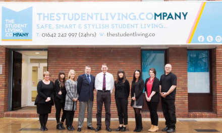 The Student Living Company launches in Middlesbrough