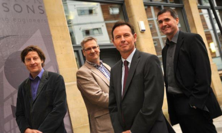 Engineering consultants make NE partnership with IT firm