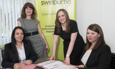 Success at Law firm leads to New Appointments