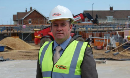 Gus Robinson Developments Ltd celebrates early contract wins in 2016
