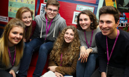 Northallerton sixth formers top the class