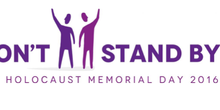 Public Welcome at Holocaust Memorial Day 2016