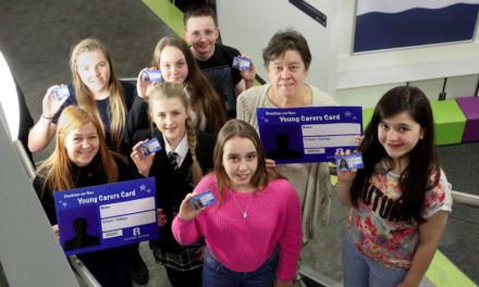 New ID Card launched for Young Carers