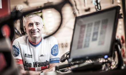 Ex-Olympic Cyclist reaches Ultrafast Speeds as part of cutting edge Broadband Trial