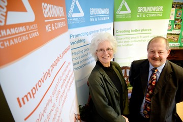 Business leader helping make a difference at North East charity