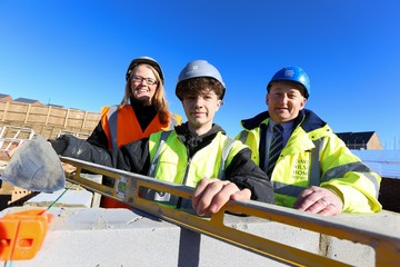 Successful construction careers event returns to the region