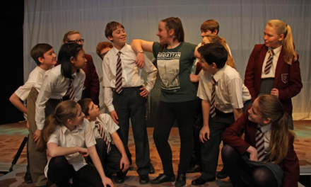 Students take on Oliver this week