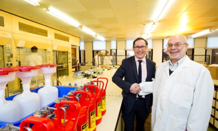 High Force Research opening an additional laboratory at the Wilton Centre