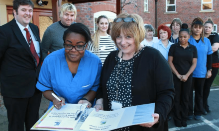 Care village teams up with Teesside college to tackle skills shortage