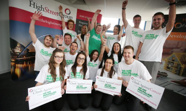 North East firm's giving is just amazing