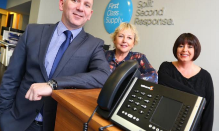 First class win for Advantex internet telephone services