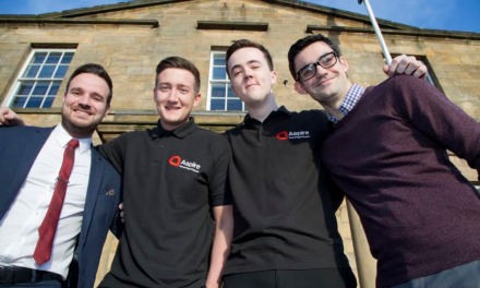 IT service provider feeds dynamic growth with tailored IT apprenticeship programme