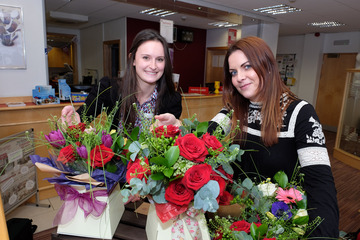 Building Society Helps Florist put Down Roots