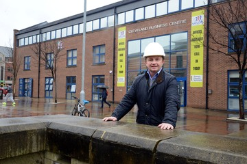 £1m investment breathes new life into Middlesbrough business centre
