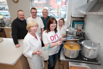 Building society gives time and expertise to community hub