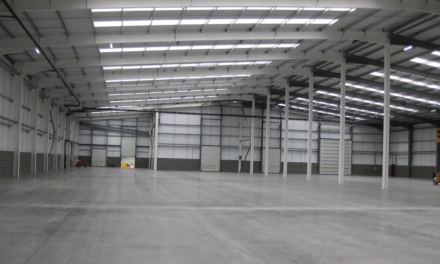 ADG Architects completes £1.5 Million Specialist Warehouse