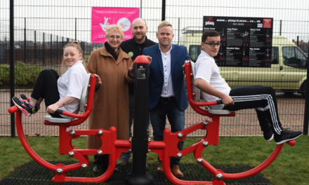 'Lotto' Reasons to keep Fit at School