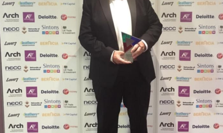 Renewable Energy Company Scoops Newcomer of the Year