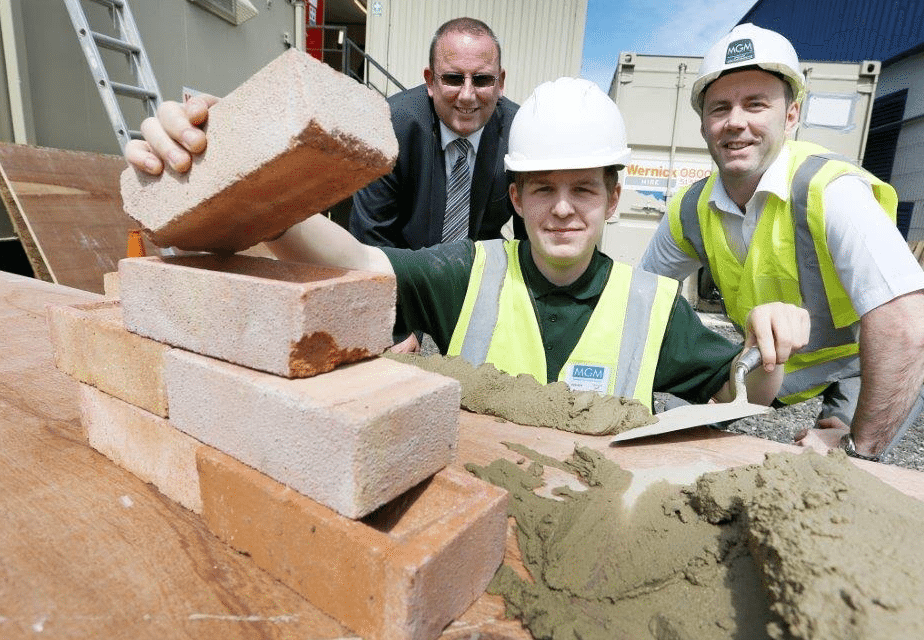 North East Supply Chain contributes to £2m apprentice success