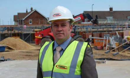 Gus Robinson Developments Ltd secures £4.8m contract at Tyneside development