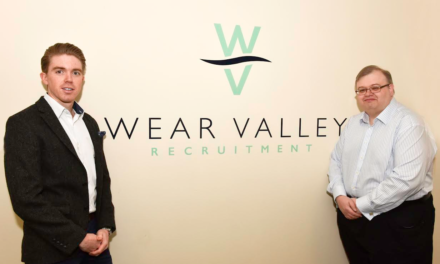 Wear Valley Recruitment Expands with Relocation and Appointment of Recruitment Consultant