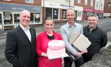 Successful North Yorkshire Commercial Regeneration Properties see Tenants Flourish