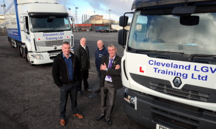 New business set up by former SSI contractor employs redundant steel plant workers