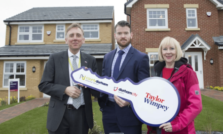 Housing group signs contract on new build scheme