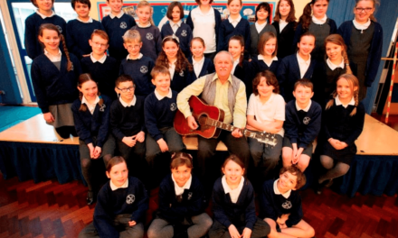 Musicians bring Wharton Park's history into the classroom