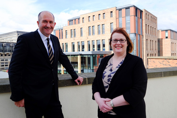 Construction of Freemans Reach Phase Two completed creating new HM Passport Office in Durham City