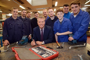 TTE encourages Tees Valley students to pursue a career in engineering
