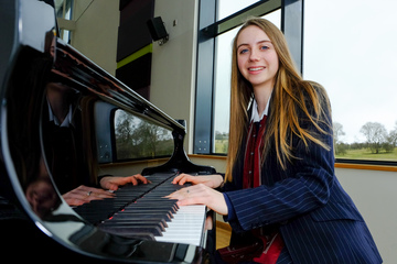 Yarm pupil selected to National Youth Orchestra