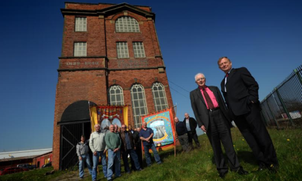 National Lottery Funding Boost to Safeguard Mining Heritage